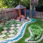 Amenajare gradina cu decoratiuni asiatice