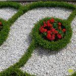 Amenajare gradina cu flori si arbusti