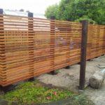 Gard de gradina modern