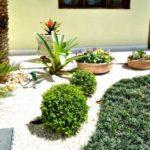 Amenajare grafdina cu arbusti