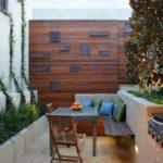 Amenajare terasa cu straturi inaltate