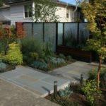 Gard din sticla pentru terasa
