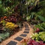 Gradina cu plante decorative