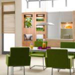 Gradina interioara dining