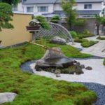 Gradina japoneza cu bonsai