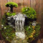 Gradina verticala in miniatura