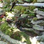 Moara cu rau in miniatura