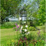 Obelisc suport pentru plante agatatoare