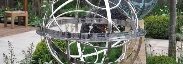Ornamente circulare gradina