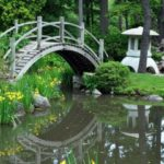 Pod decorativ din lemn