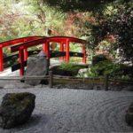 Pod decorativ pentru gradina