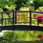 Pod din fier pentru gradina
