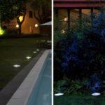 Spoturi iluminat gradina