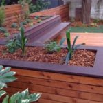 Straturi inaltate cu banca din lemn