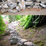 Amenajare scari gradina