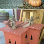 Decoratiune DIY din lemn