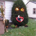 Decoratiune Halloween pentru gradina