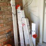 Decoratiuni Halloween din scanduri