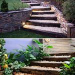 Gradini cu scari din lemn