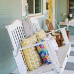 Leagan veranda