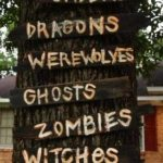 Mesaje infricosatoare Halloween