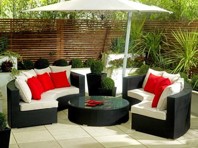 Set mobilier de terasa