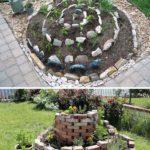 Straturi legume in forma de spirala