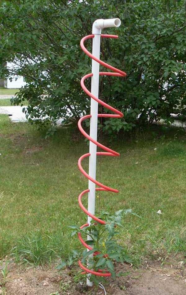 Suport planta agatatoare din teava PVC