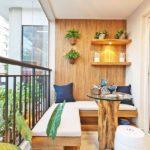 Amenajare moderna balcon