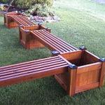 Banci din lemn