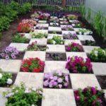 Decor gradina cu flori