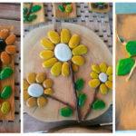 Decoratiuni din pietre de rau