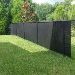 Gard de sarma cu deor negru