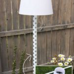 Iluminare gradina din teava PVC