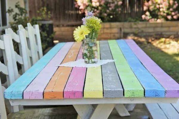 Masa multicolora