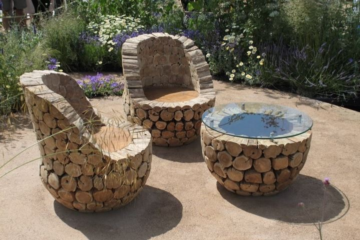 Mobilier rustic modern
