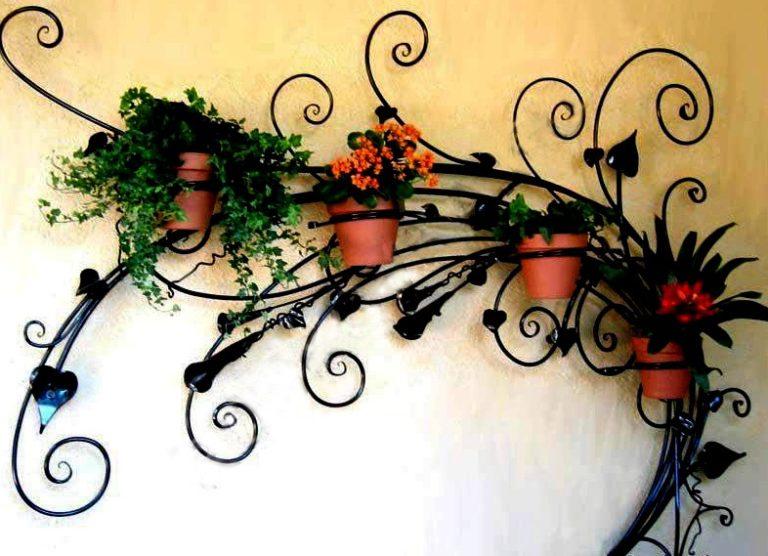 Suport decorativ vase de flori