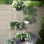 Suporturi flori cu agatatori