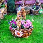 Cosuri decorative frumoase pentru gradina