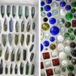 Decoratiuni din sticle de sticla