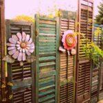 Gard decorativ gradina