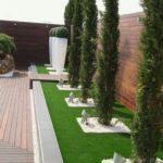 Amenajare moderna gradina