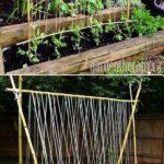 Suport sustinere legume agatatoare