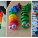 Dopuri din plastic proiecte