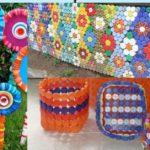 Obiecte-decorative-din-dopuri-de-plastic