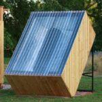 Panou solar gradina